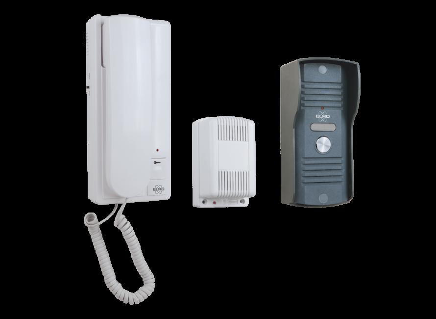 Doorbell intercom system