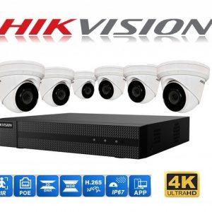 Hikvision 8Ch 6CA 2TB P2300