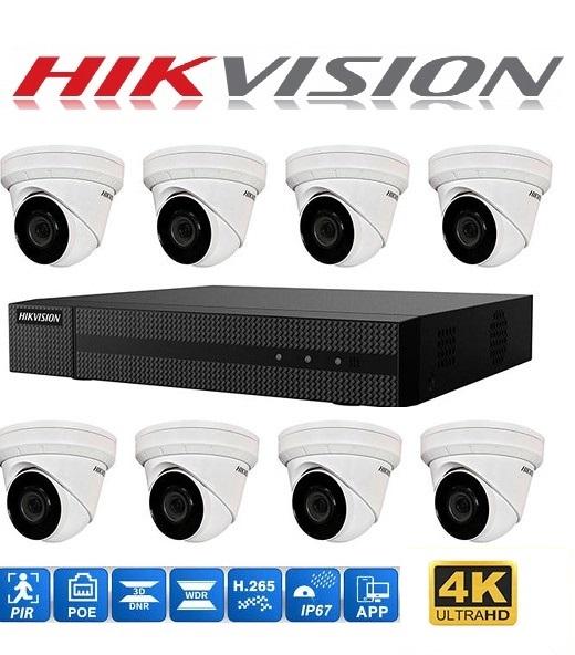 Hikvision 8Ch 8CA 2TB P2600