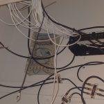 Camera wiring