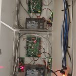 cabinet wiring