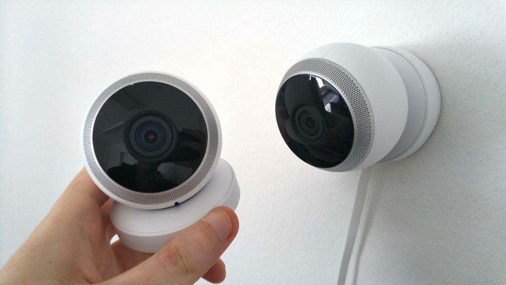 ssmall office CCTV cameras