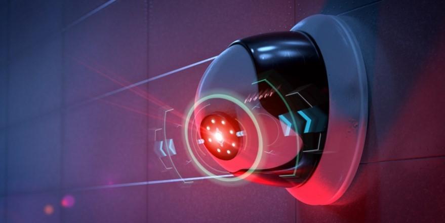 Artificiel intelligence Security cameras
